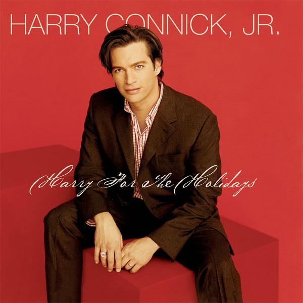 harry connick jr christmas vinyl designs